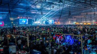 Sedan 2001 har DreamHack valt att förlägga sina festivaler DreamHack Summer och Winter i Jönköping.