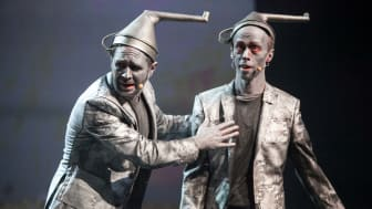 Plåtgubbarna - Trollkarlen från Oz