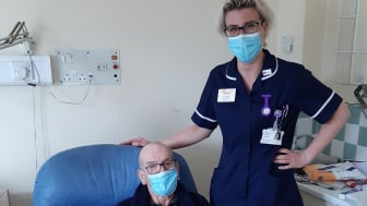 A different side to nursing life on our inpatient ward