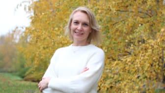 Orklan viestintäjohtaja Nina Olin