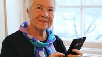 Årets volontär 2018 Gunilla Yhuel Sätterberg. Foto: Anna Snell