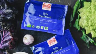 Kung Markatta marinerad tofu