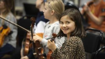 Bidraget kommer bland annat användas till att vidareutveckla unga musiktalanger.
