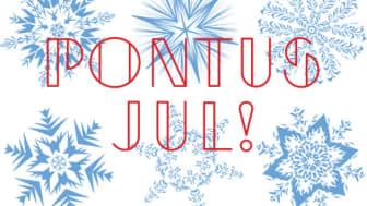 Pontus Frithiof presenterar sin goda, glada jul