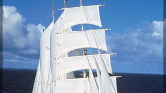 Unikt kryssningsfartyg besöker Karlskrona