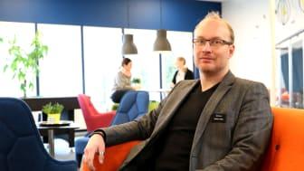 Stefan Gustafsson Ledell, ny sektorchef på Elmia.