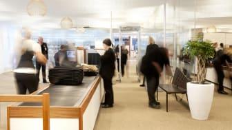 Nya Göteborg Landvetter Airport växer fram