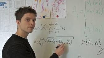 Anders Wall-stipendium till musikalisk biotekniker som flyttar labbet till datorn