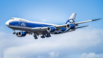 AirBridgeCargo Airlines debuts at Singapore Changi Airport with direct freighter flights from Moscow