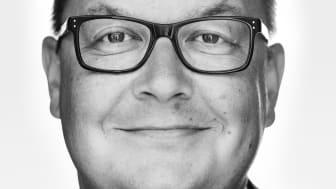 Fredrik Kullman, ny VD för Bjurfors Stockholm. Foto: Bjurfors/SE360
