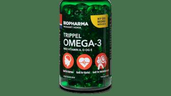 Biopharma Trippel Omega-3