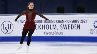 Två OS-platser: Framgång för svensk konståkning