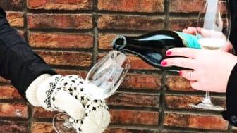 Bubbles & Champagne + sabreringsskola