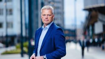 Atle Knudsen, CEO Entelios Nordic