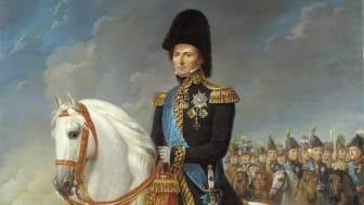 Kungen och greven. Karl XIV Johan och Magnus Brahe