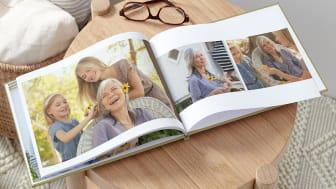"""Designa en snygg """"coffee table book"""" till dig själv eller en vän med sommarens bästa bilder."""