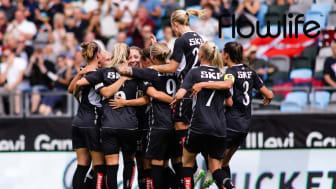 Flowlife blir Kopparbergs Göteborg FC's nya recovery partner!