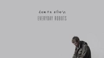 Nytt album fra Damon Albarn - Everyday Robots