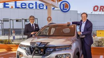 Kæmpe succes for Dacia Spring