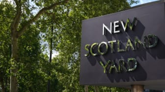 Met officer charged with rape