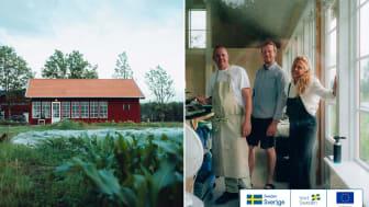 Restaurang MULL. Anders, Adam och Thess. Foto: Agnes Maltesdotter