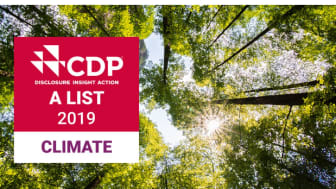 Nestlé sai tunnustusta työstään ilmastonmuutoksen torjumiseksi – yhtiö on jälleen mukana CDP:n arvostetulla A-listalla