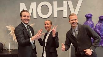 MOHV öppnar ännu ett kontor, nu i Burlöv
