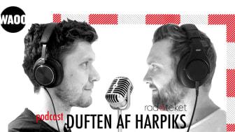 """Waoo og håndbold-podcasten """"Duften af Harpiks"""" med Niklas Landin i nyt samarbejde"""