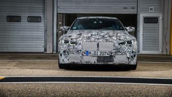 Helt nye BMW M4 Coupé