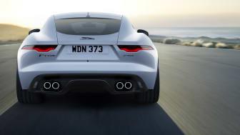 Jaguar F-TYPE er nå mer attraktiv enn noensinne