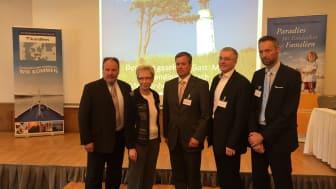 Scandlines und Tourismusverband Mecklenburg-Vorpommern führen Konferenz mit Fokus auf Incoming-Tourismus aus Skandinavien durch.