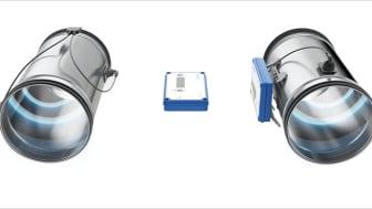 Lindab lancerer UltraLink, en unik, præcis og energibesparende måling af luftstrømme og temperatur i ventilationsanlæg.