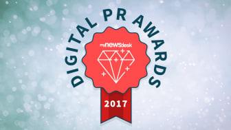 Mynewsdesk verleiht den Digital PR Award