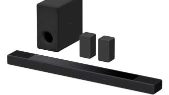 Sumérgete en un realismo absoluto con los 7.1.2 canales de la nueva barra de sonido Sony HT-A7000