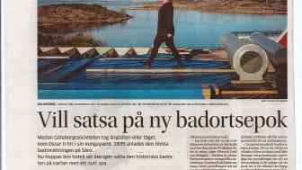 Söndagen den 6/11-2016 Göteborgs-Posten