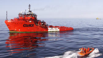 'Esvagt Connectors' redning af en hollandsk fiskeskipper er skoleeksempel på, hvad 'ESVAGT Standard' betyder