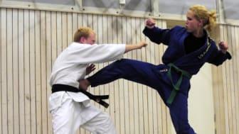 Nybörjarkurser i Sport Ju-jutsu och Brasiliansk Jiu-jitsu