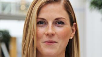 Anna Hartung, ny kommunikationschef på stadsbyggnadskontoret. Foto: Skövde kommun