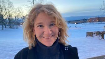 Thérèse Halvarson Britton, lärare i religonskunskap vid Globala gymnasiet i Stockholm, är en av mottagarna av priset berömvärd lärargärning inom skolväsendet som Vitterhetsakademien delar ut.
