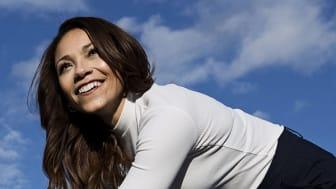 Christina Rickardsson inleder årets Idrotts- och hälsokonvent.