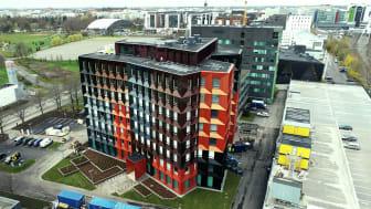 Swecon Turun toimipiste löytyy joulukuusta alkaen Kupittaalta.