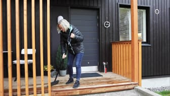 Tutustu asukkaisiin: Mummin uusi koti