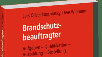 Brandschutzbeauftragter, 3. Auflage (3D/tif)