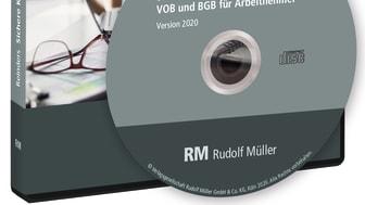 Sichere Korrespondenz nach VOB und BGB für Auftragnehmer 2020 (3D/tif)