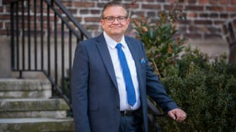 Mats Linderholm, förvaltningschef teknisk serviceförvaltning