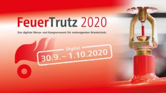 FeuerTrutz Fachmesse und Brandschutzkongress finden 2020 digital statt