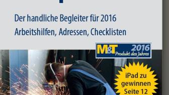 Titelabbildung Metallbau kompakt 2016