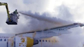 Vilokangruppen får uppdraget att återvinna glykol på alla Swedavias flygplatser