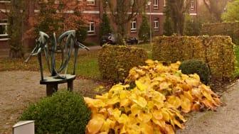 Bald neuer Standort der Evangelischen Hochschule Darmstadt: Das Haus Bethanien auf dem Stammgelände der Hephata Diakonie