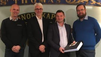 Lapplands Elnät vinner ännu ett mångmiljonkontrakt med OX2.